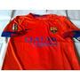 Camiseta Franela Barcelona Visitante