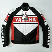 Chamarra Motociclista Yamaha Talla Xl Revisar Imagen Tallas
