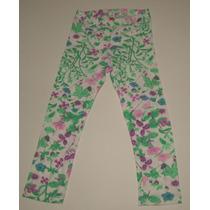 Calzas Nena Algodón 100% Diseño 4 A 12 Años Exc. Calidad
