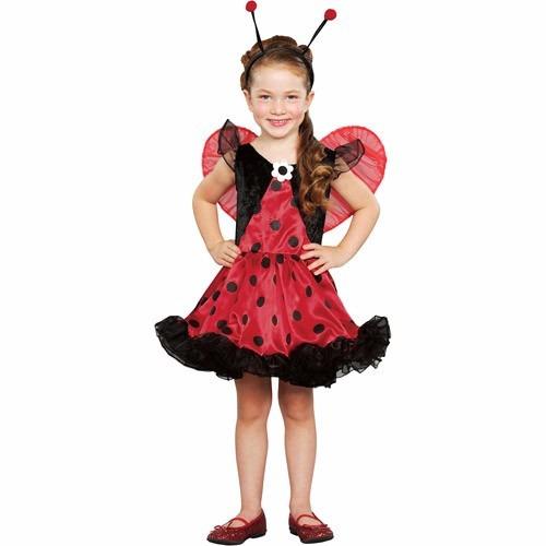 disfraz halloween ladybug catarina mariquita para nia 29900 en mercado libre