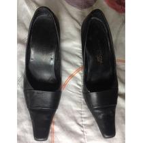 Zapatillas Lady Emyco Piel Numero 2.5
