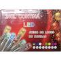 Luces Led De Navidad De 240 Luces Cortina