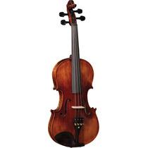 Violino 4/4 Profis Fundo Peça Única Eagle Vk544