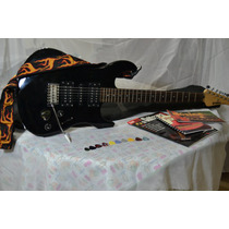 Combo Guitarra Electrica Yamaha Erg121+ Pedal+ Ampli+estuche