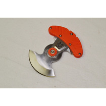 Fox2i03or Fox 2lu Cuchillo Ulu Hunter C/gancho Y Sierra