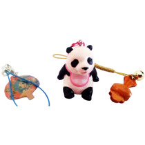 Set De Straps Osito Panda & Lucky Star & Others Y1269 11