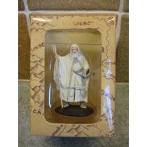 Gandalf Eaglemoss Miniatura Do Senhor Do Anéis Lacrado Novo