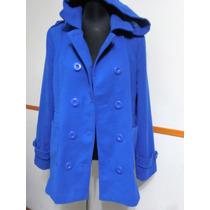Abrigo Azul Rey Basement