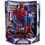 Juguetes Muñeco Spiderman Gigante Habla Sonido Y Movimiento