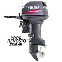 Motores Yamaha 40hp Pata Corta Entrega Inmediata! Renosto