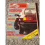 Revista Quatro Rodas Monza Verona Gol Voyage Gls Belina Ghia