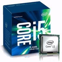 Micro Procesador Intel Core I5 6500 Skylake 3.6 Ghz 1151
