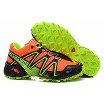 Zapatos Salomon Dama Y Caballero 2014,tommy,nike,adidas.