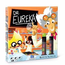 Dr Eureka Juego De Mesa De Lògica Blue Orange