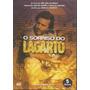 Box - O Sorriso Do Lagarto - Minissérie Da Globo - 5 Dvds