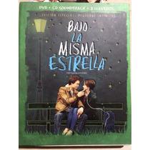 Bajo La Misma Estrella Dvd + Soundtrack Edicion Especial