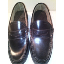 Zapatos De Vestir Negro Tipo Cebago Marca Full Time Talla 41