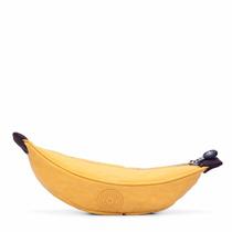 Estojo Kipling Banana - Lançamento - Original Pronta Entrega