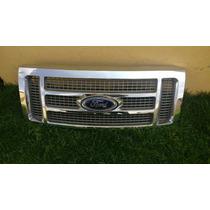 Parrilla Para Ford Lobo Lariat 2010 -2013