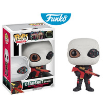 Deadshot Suicide Squad Funko Pop Dc Warner Bros Pelicula