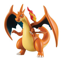 Mega Charizard Y Pokémon Xy (15cm) Takara Tomy