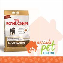 Ração Royal Canin Para Cães Filhotes Raça Rottweiller 12 Kgs