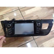 Central Multimídia M1 Novo Corolla Dvd Bluetooth Gps Usb