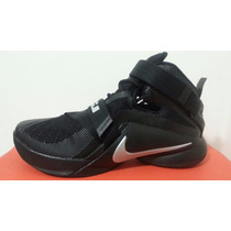 Tenis Nike Lebron James 9 ,26 Cm - 6 Mx Nuevos 100% Original