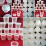Envases Plásticos Tinitas 180cc (precio Por Unidad)
