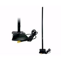 Antena Wifi Wireless Omni 2,4ghz 13dbi Indoor C/base 2flex