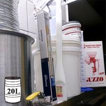 Kit Equipamentos Completo P Fazer Cerveja Caseira 20 Litros