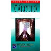 Cálculo Diferencial E Integral Edwards 4ª Edición Digital