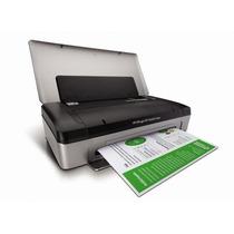 Impressora Portátil Officejet Hp 100 Cn551a#ac4