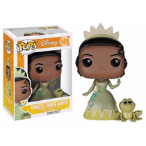 Princesa Tiana Y Naveen Disney La Princesa Y El Sapo Bella