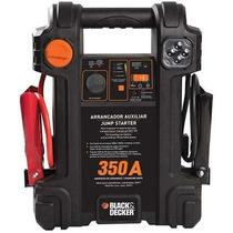 Arrancador Autos Carro Cargador Black And Decker 350 Amp