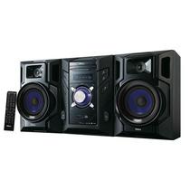 Mini System Philco C/ Dvd, 600w Rms, Mp3, Karaokê, Fm/am