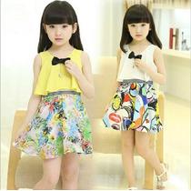 Vestido, Falda, Blusa Niñas Asiaticas...