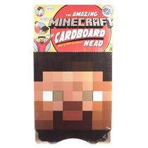 Minecraft Caja Cabezas, Steve