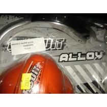 Cubre Manos Circuit Alloy Armazon De Aluminio Motoverde M1