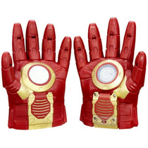 Civil War Iron Man Guantes Repulsores Luces Y Sonido En Mano
