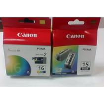 Cartucho Canon 15 ( Negro Twin Pack)