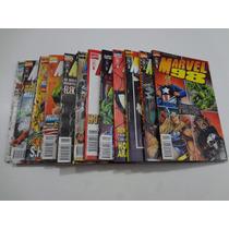 Gibis Coleção Completa Marvel 98 Do N° 1ao 12
