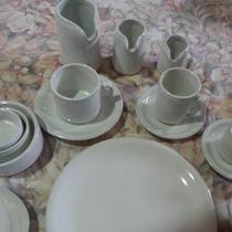 Plato Condim 12 Cm K Porcelana X 16