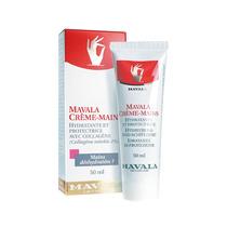 Mavala Hand Cream Hidratante Com Colágeno Mãos 50ml