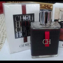 Perfume Ch Men Carolina Herrera 100 Ml