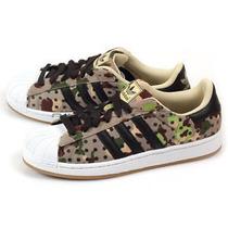 Zapatillas Adidas Superstar Original 41 (9us) Import Nuevas!