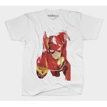 Minko - The Flash. Playera Excelente Calidad