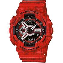 Oferta Relógio Casio Gshock Ga-110sl Original Lançamento
