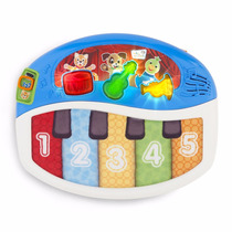 Baby Einstein Discover And Play Piano Entrega 2a5 Dias