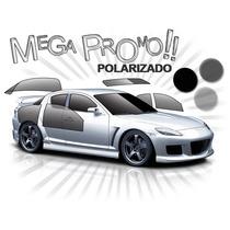 Polarizado Camioneta 3 Tonos Procars Amarok Sw4 Hilux